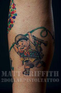 Tattoos By Matt Griffith @2 Dollar Pistol Tattoo Shop    www.facebook.com/...