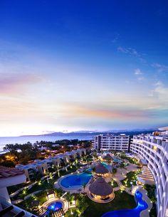 Marival Residences & World Spa......Nuevo Vallarta, Mexico