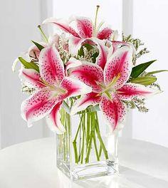 Qué flores tan bonitas