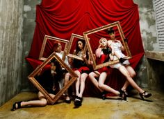 Rookie girl group Ladies' Code makes their debut with release of 'Code#01 Bad Girl' mini album + MV