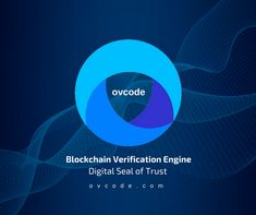 OVCODE makes it easy for individual users, institutions, corporations and governments to publish their assets on the Blockchain. OVCODE assigns a unique digital identity to assure the highest levels of integrity that's virtually incorruptible. Asset protection is easy and achievable with OVCODE's Blockchain Technology. Protect your assets now. Visit OVCODE.com.
