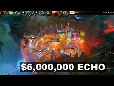 The $6 Million Play #Dota2 #TI5 #epic #videogames #games #game #gaming #TVGM