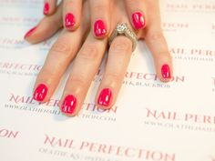 acrylic overlay on natural nails - Google Search