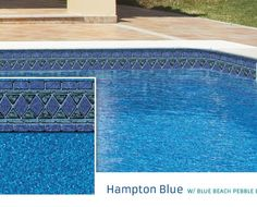 Loop Loc - Hampton Blue