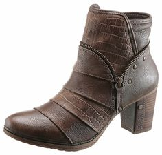Mustang Shoes Stiefelette Jetzt bestellen unter: https://mode.ladendirekt.de/damen/schuhe/stiefeletten/sonstige-stiefeletten/?uid=c2716671-bf14-5cdc-8746-9360310729b8&utm_source=pinterest&utm_medium=pin&utm_campaign=boards #sonstigestiefeletten #stiefeletten #schuhe #basic