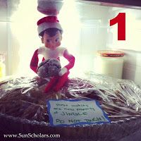 12 Cute and Creative Ideas for the Elf on the Shelf