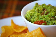 Guacamole Recipe - RecipeChart.com