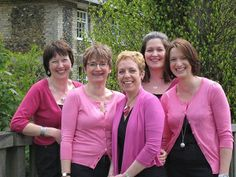 Accentuate the Positive Concert for Cancer Research UK June 2014 A concert of summertime sizzlers hosted by ladies vocal harmony group The Accidentals.