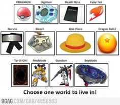 Uhg...>_ < Stuck between Fairy Tail, Naruto, Bleach, Death Note, all of them!!