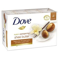 Dove Purely Pampering Beauty Bar Shea Butter 4 oz 4 Bar *** Be sure to check out this awesome product.