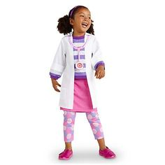 Doc McStuffins Costume for Girls #DisneyStore