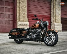 Custom Harley-Davidson Motorcycles | HARLEY DAVIDSON #harleydavidsonfatboyroadking #harleydavidsonroadking