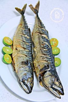Oven grilled mackerel - tips!