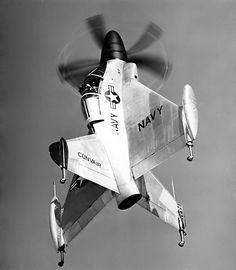 1954 Convair XFY Pogo