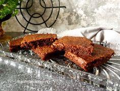 Svinefilet i ovn med sopp og fløtesaus - Fra mitt kjøkken Brownies, Desserts, Food, Cake Brownies, Tailgate Desserts, Deserts, Essen, Postres, Meals