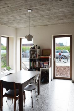 Beautiful urbain architectencollectief patiowoning wortegem petegem Pinterest