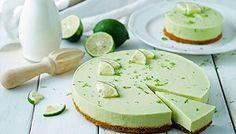 Cheesecake cu avocado, fara coacere