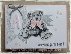 Baby Bear stamp set from Stampin' Up!