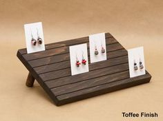 Make Your Own Earring Cards Tutorial This Is A Step By