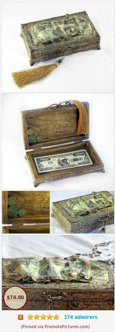 A wooden Card box exists in a single copy. A unique gift for a beloved man. If you are looking for something unusual, then Keepsake box will become this gift. A man appreciates your attention and the exclusivity of the gift. https://www.etsy.com/DecorizDesignStudio/listing/502954913/card-box-wooden-keepsake-money-holder?ref=shop_home_active_42  (Pinned using https://PromotePictures.com)
