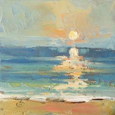 PLEIN AIR MINIATURE by TOM BROWN -- Tom Brown