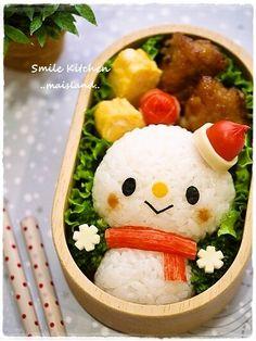 初めてでも簡単!3Dキャラ弁の作り方をご紹介♪幼稚園や遠足のお弁当にもぴったり♪レシピブログで人気のMai*Maiさんの連載です。 Bento Box Lunch For Kids, Cute Lunch Boxes, Japanese Lunch, Japanese Food, Easy Meals For Kids, Kids Meals, Anime Bento, Kawaii Bento, Bento Recipes