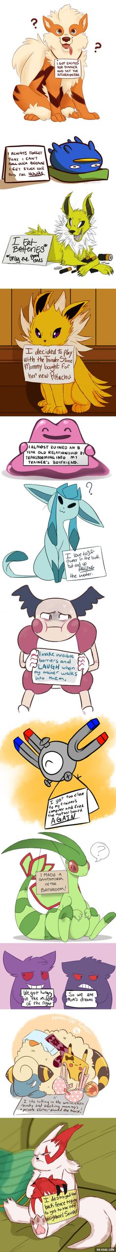 So pokemon shaming is a thing?
