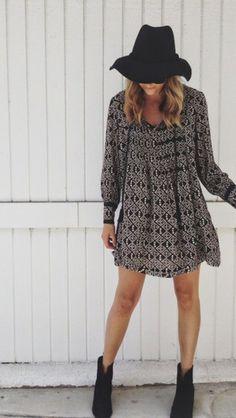 long sleeve dress