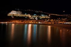 Gran Canaria by night