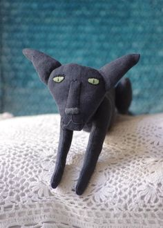 Cat by adatine on Etsy, $37.00
