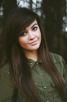 side bangs. Really like these they are so big <3 not a big fan of the tiny side bangs