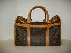 0d11275277a7 Keeks Buy Sell Designer Handbags - Louis Vuitton Monogram Sac Chien 50