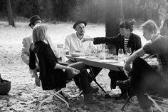 snak table / lunch / picknick
