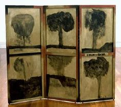 Colin McCahon - Auckland Art Gallery I talk of Goya, 1976 Kauri Tree, Auckland Art Gallery, Venice Biennale, Modern Masters, Visual Identity, Art History, New Zealand, Abstract Art, Museum