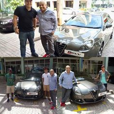 Our Alfa Romeo Cap giveaway with the Alfa Romeo Giulietta 1.8 QV. We ran out of caps and we are sorry for those who turned up and left empty handed.We were at Fika  at Millenia Walk for our lunch with the Revv Team . #sgcarshoots #sgexotics #speed#sgcaraddicts #singapore #sgcars #sportscars #revvmotoring #nurburgring #instacar #carinstagram #hypercars #monsterenergy #excitement #epic #visit_singapore #carswithoutlimits #fastcars #drifting #motorsports #love #gopro #monsterenergysg…