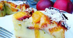 tarta, flognarde, nacatrinas, sin lactosa, tarta flognarde con nactarinas y sin…