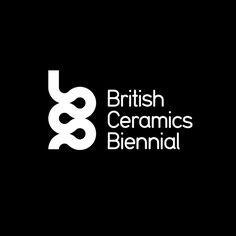 British Ceramics Biennial by Build. (2011) #monogram #branding #design