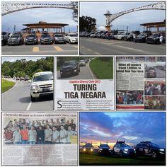 Chevrolet Captiva, Off Roaders, Brunei, Chevy, Travel, Viajes, Destinations, Traveling, Trips