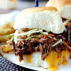 Cheesy-BBQ-Pork-Sliders-with-Broccoli-Slaw3