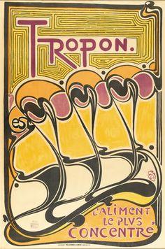 Design History - Art Nouveau