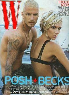 W Magazine August 2007 - David Beckham and Victoria (Posh) Beckham , http://www.amazon.com/dp/B000UY3FQ2/ref=cm_sw_r_pi_dp_WooXrb08QE4NE