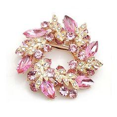 Light Pink Brooch