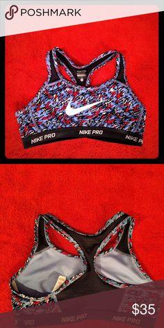 25efbdcb8e Nike Pro Women Girls Dri-Fit Hypercool Sports Bra Used only once