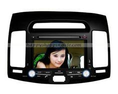 Hyundai Elantra 2007-2011 Car DVD Player with GPS Navigation BT    $296.51  http://www.happyshoppinglife.com/hyundai-elantra-20072011-car-dvd-player-with-gps-navigation-bt-p-1114.html