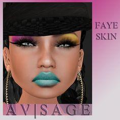 A V | S A G E FAYE Skin for 50L Frenzy