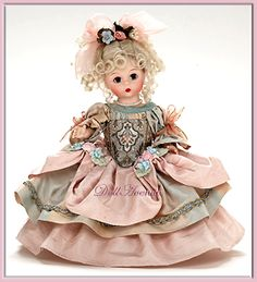 """8"""" Madame Alexander """"Courtyard"""" owned by Karen/Doll Avenue"""