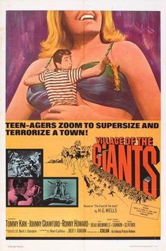 Village Of The Giants Movie Poster 24inx36in