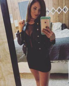 Selfie Mesh Dress