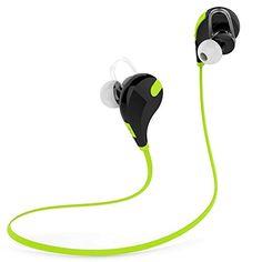 Promotion!BUTEFO Casque Bluetooth Sport Bluetooth Sans fil Stéréo Casque de Musique Casque écouteur//Micro pour Apple iPhone 6/5s/5c/5,…