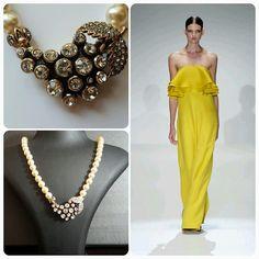 Gucci Dress & BrideIstanbul Necklace